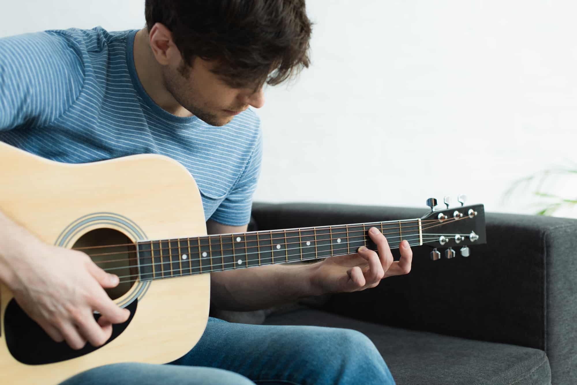 snel gitaar leren spelen mogelijkheden