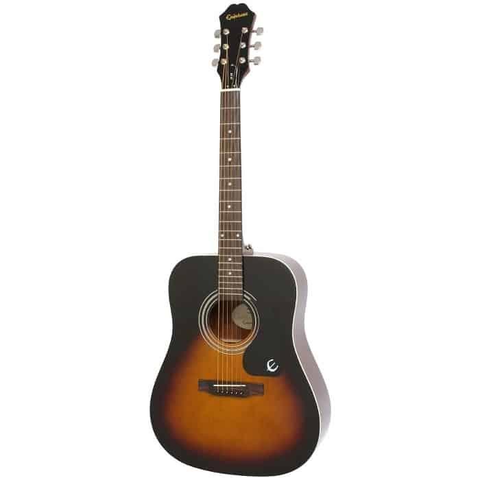 Epiphone_DR-100VS gitaar voor beginners