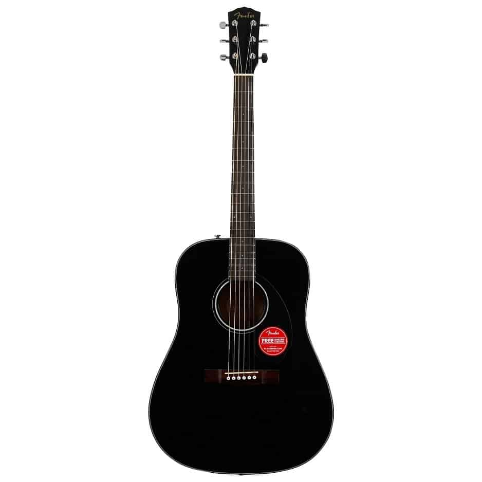 beste gitaar voor beginners